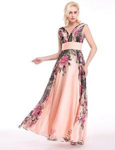 my-peach-dress